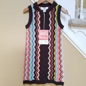 Missoni for Target dress in size 4T toddler NWT